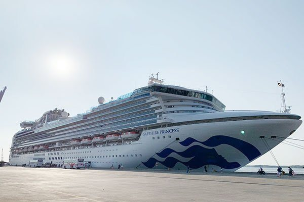 Luxury cruise ships visit Vietnam in droves