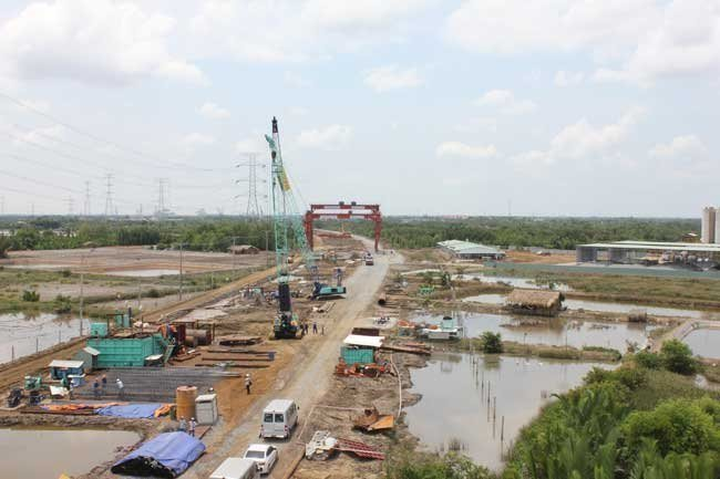 Financial requirements keep domestic firms out of expressway project