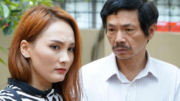 Trung Anh ám ảnh vì phải tát Bảo Thanh, Bảo Hân đến rát tay