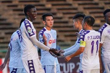 Ha Noi, Binh Duong win in AFC Cup
