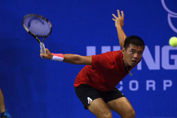 Ly Hoang Nam eliminated from ATP Challenger Savannah