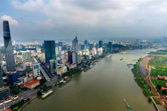 HCMC to form team to check Saigon River banks