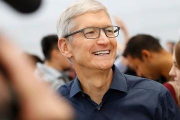 Cổ phiếu Apple tăng vọt dù doanh thu từ iPhone tụt dốc