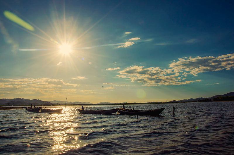 Beauty of Lak Lake