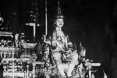 Video hiếm về lễ đăng quang của Vua Thái Lan