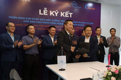 CMC Telecom 'bắt tay' triển khai bảo mật cho sàn BCNEX