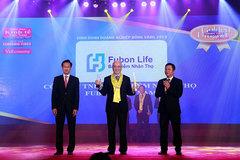 Fubon Life Việt Nam 7 lần liên tiếp nhận giải Rồng Vàng
