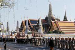Lễ đăng cơ của Vua Thái Lan qua các con số ấn tượng