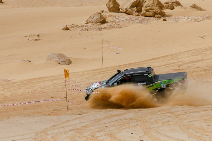 Off-road car race Mui Dinh Challenge 2019 in pictures