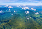 Spectacular views of Bach Ma National Park