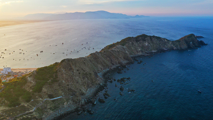 Stunning beauty of Quy Nhon as seen from above