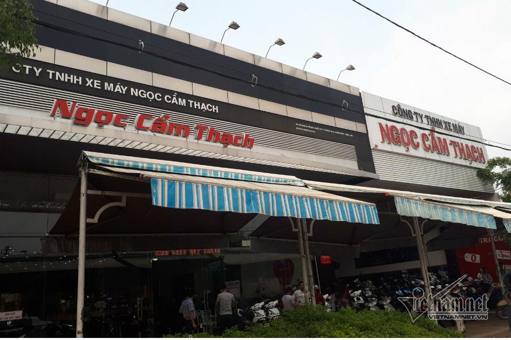 lừa đảo,Đắk Lắk,cửa hàng Yamaha,gian lận