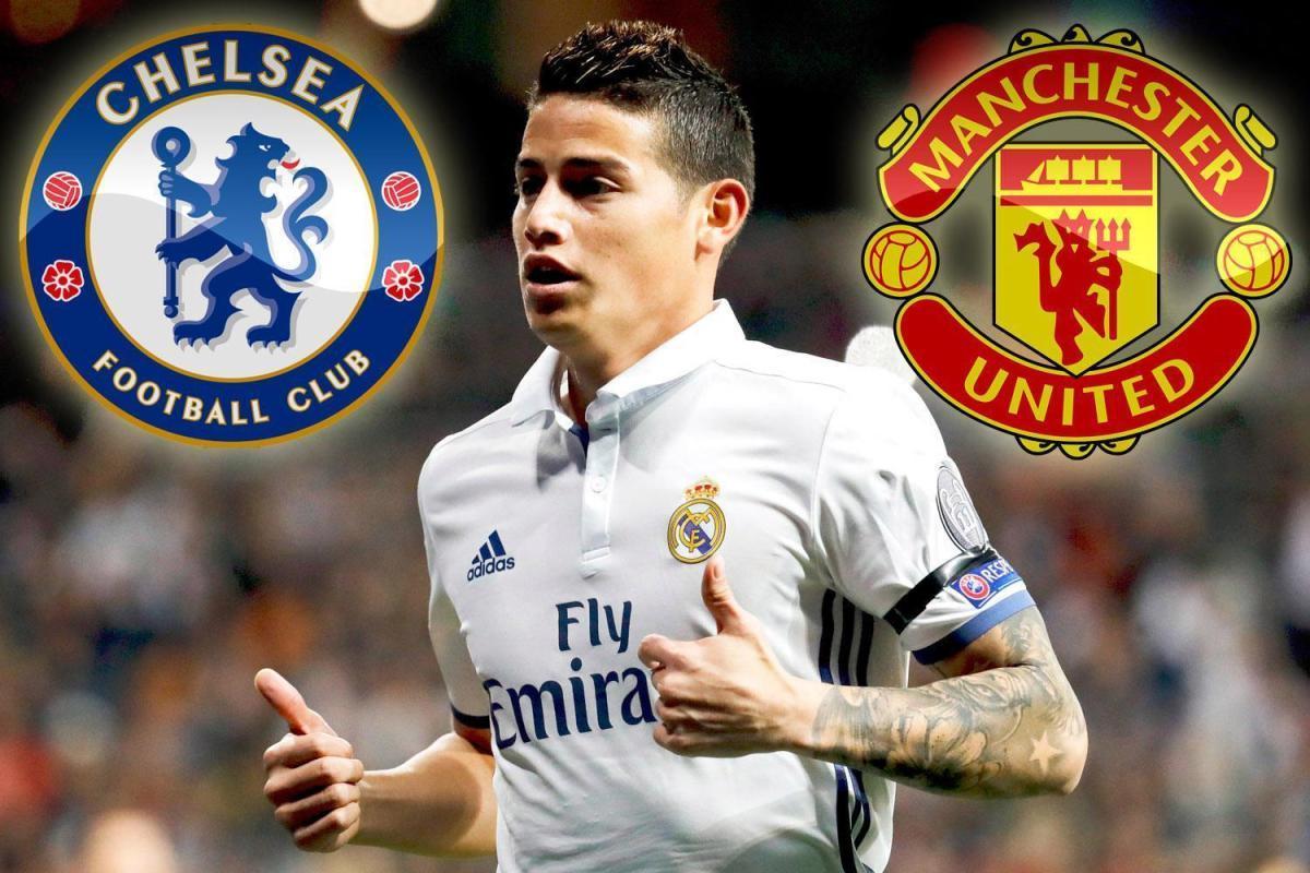 MU rộng cửa lấy James Rodriguez, Zidane ám ảnh vì Pogba
