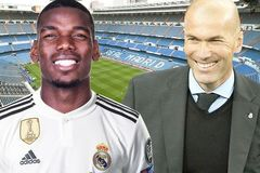 Eriksen sẵn sàng gia nhập MU, Zidane lên tiếng ký Pogba