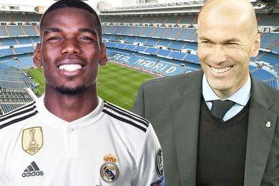 Pogba phải gây hấn MU để gia nhập Real Madrid