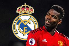 MU tuyên bố nóng, Pogba ký 6 năm với Real Madrid