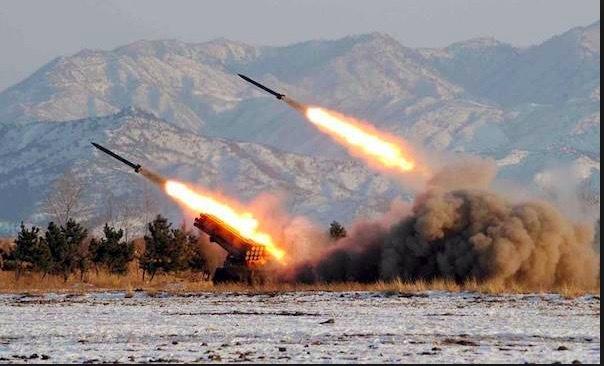 Triều Tiên,vũ khí Triều Tiên,phóng tên lửa