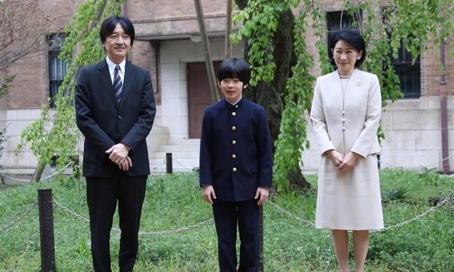 Hoàng tử Nhật Bản,Hoàng gia Nhật Bản