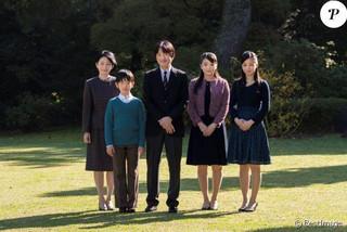 Vẻ ngoài đáng yêu của Hoàng tử bé Nhật Bản Hisahito