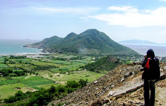 Khánh Hòa sắp cho chuyển nhượng trở lại đất ở Bắc Vân Phong