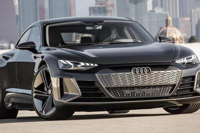 Siêu xe điện Audi phải gắn thêm bô giả tiếng động cơ