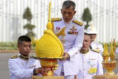 Vua Thái Lan Rama X đăng cơ