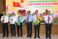 Đồng Tháp có tân Phó Chủ tịch UBND tỉnh