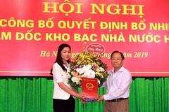Bộ Tài chính điều động, bổ nhiệm nhân sự Kho bạc Nhà nước