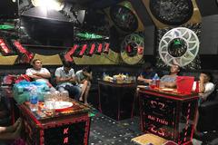 Đột kích karaoke phát hiện 29 khách chơi ma túy