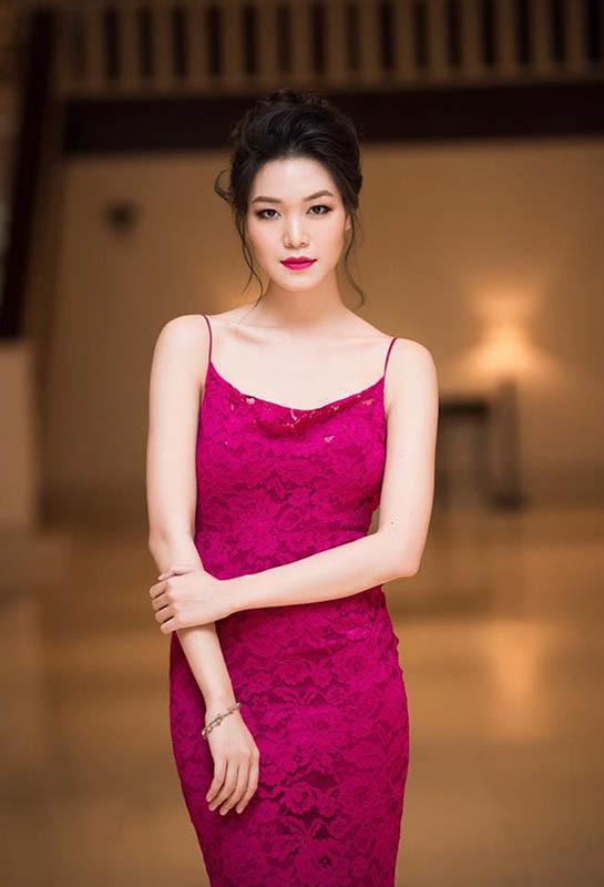Hoa hậu Thùy Dung lần đầu chia sẻ về bạn trai: 'Anh ấy là một nguời tốt'