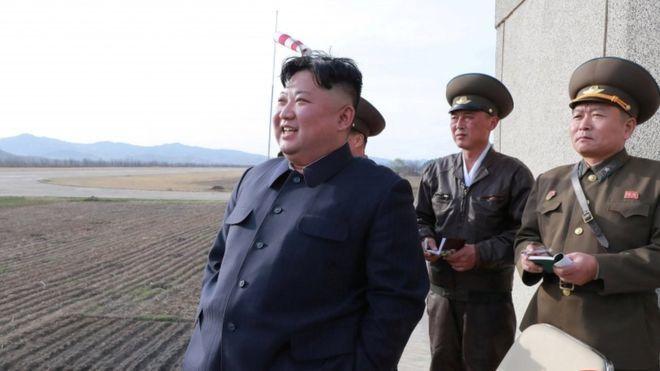 Triều Tiên,vũ khí Triều Tiên,Kim Jong Un,Mỹ,Donald Trump