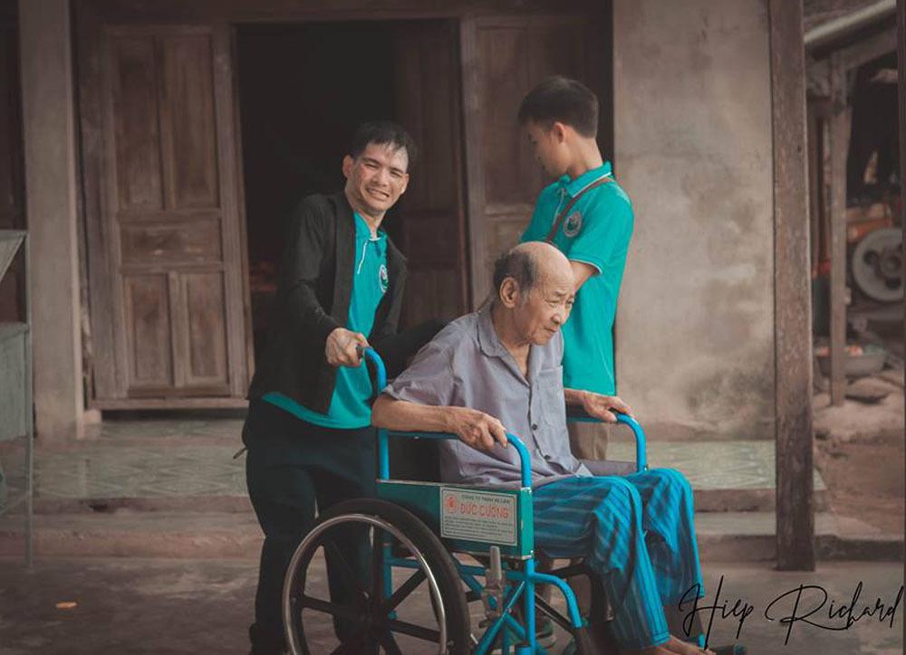 Người khuyết tật,Hoàn cảnh khó khăn,Tình yêu,Hôn nhân