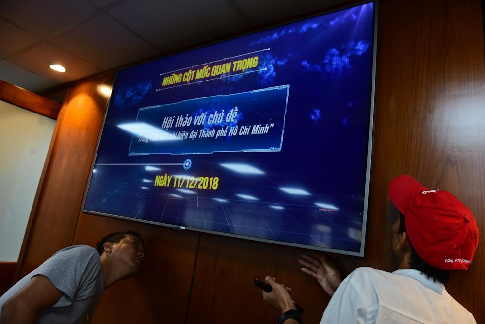 Trung tâm báo chí 34,5 tỷ đồng, hiện đại nhất Việt Nam trước giờ khai trương