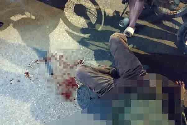 Hà Nội: Xe biển xanh tông người đàn ông ở đường Nguyễn Xiển rồi bỏ chạy