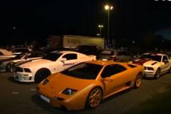 150 siêu xe thể thao đua trái phép bị bắt giữ