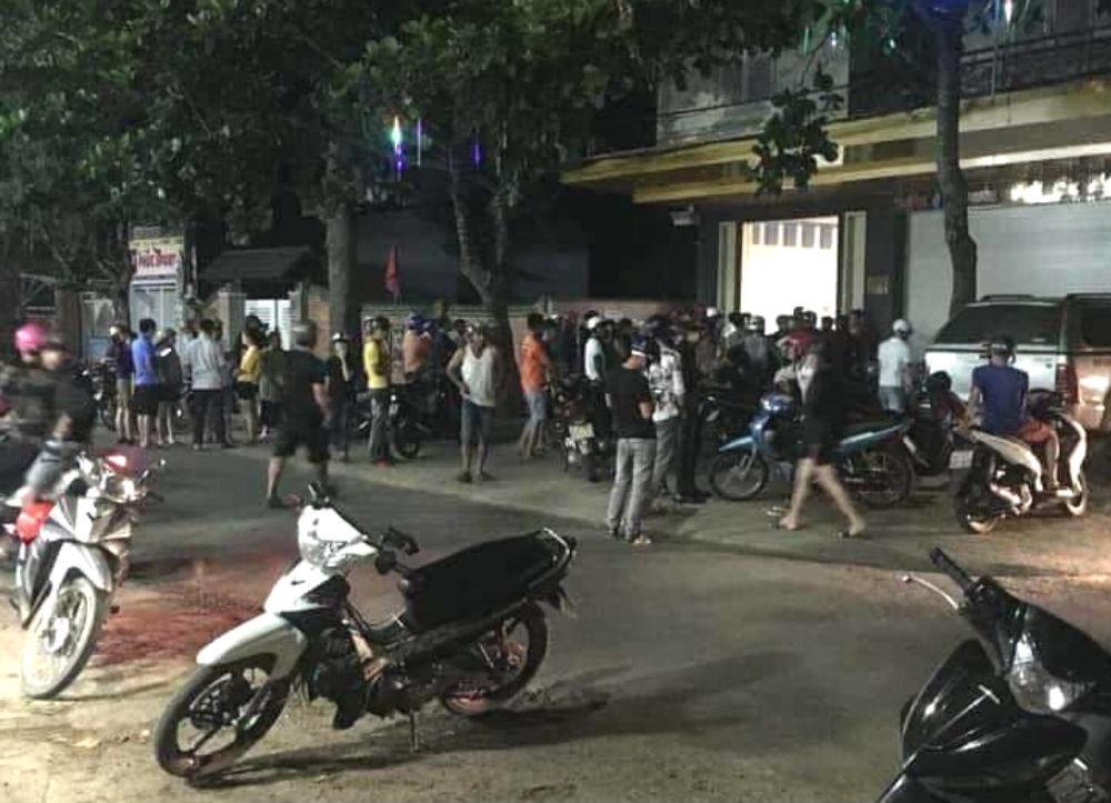 Cán bộ huyện đâm nhau ở quán karaoke, 1 người chết tại chỗ