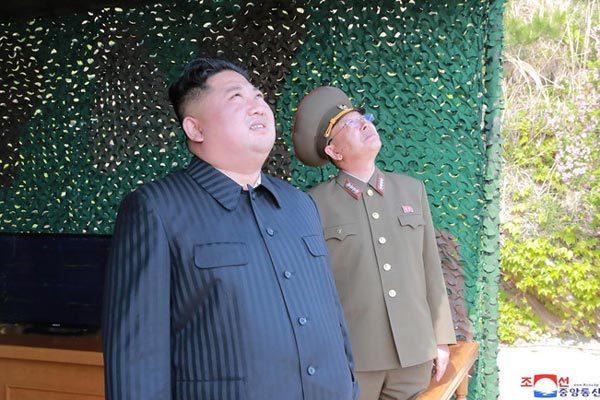 Tuyên bố bất ngờ của ông Trump về vụ 'diễn tập tấn công' của Triều Tiên