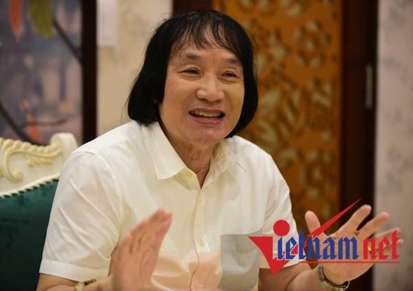 ghép thận,NSƯT Minh Vương