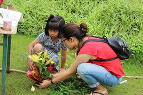 Giới trẻ sẽ có trải nghiệm thú vị về môi trường xanh