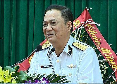 Đô đốc Nguyễn Văn Hiến vi phạm trong quản lý đất quốc phòng