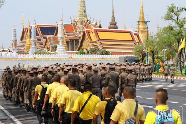 Thái Lan,Vua Thái Lan,lễ đăng cơ,lễ đăng cơ Vua Thái Lan,Vua Maha Vajiralongkorn,Vua Rama X