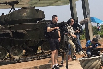 Điện Biên Phủ - Việt Nam và câu chuyện cha con nhà làm phim Algeria