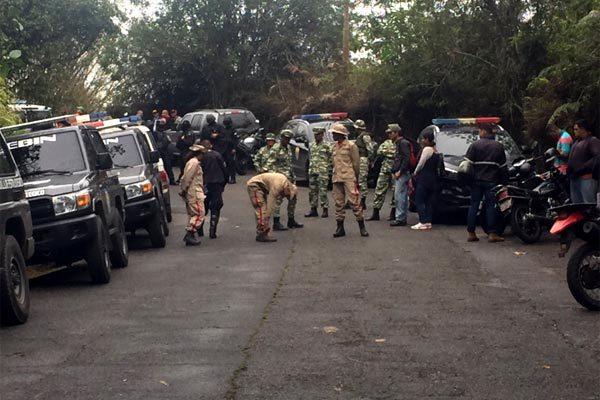 Rơi trực thăng Venezuela, 7 sĩ quan cấp cao chết thảm