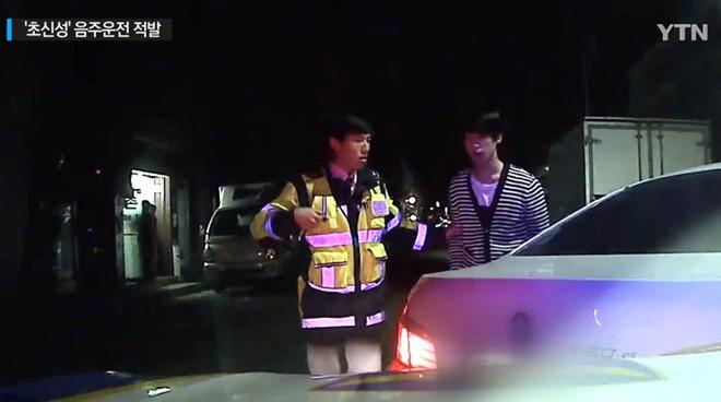 Sao Hàn mất việc, bị chỉ trích vì gây tai nạn giao thông khi say xỉn