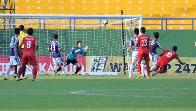 Hà Nội FC,Bình Dương,Bình Dương vs Hà Nội