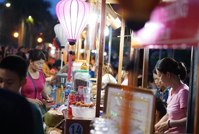 Trinh Cong Son pedestrian street fails to attract visitors