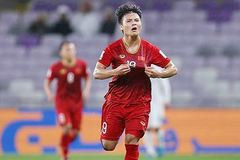Quang Hai named among Top 5 footballers taking part in AFC Cup 2019 qualifiers
