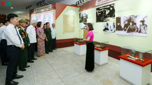 Dien Bien Phu Victory museum