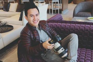 Con trai danh hài Hoài Linh đáp trả khi bị nghi ngờ về giới tính