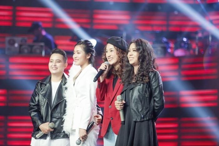 Giọng hát Việt 2019,Tuấn Hưng,Thanh Hà,Tuấn Ngọc,Lâm Bảo Ngọc